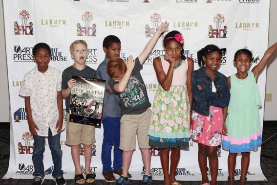 the blue house film camp youth film indianapolis indy